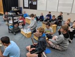 Ms. Janitell's Music Class