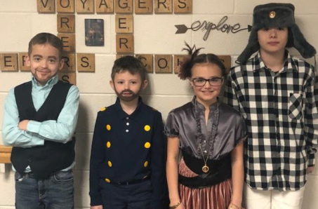 John C. Fremont, John Chivington, Margret (Molly) Brown, and Zeb Pike