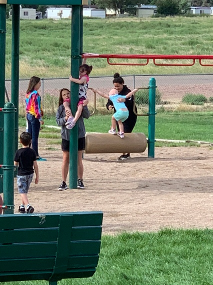 How to be safe on the playground