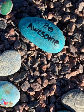 one of our kind rocks